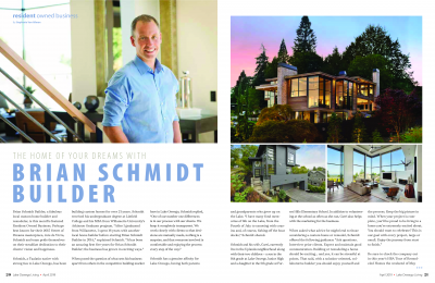 Lake Oswego Living - Feature